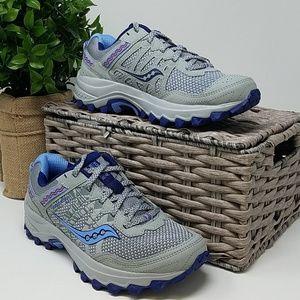 EUC Saucony Grid Excursion Sneaker Womens 6 C4D